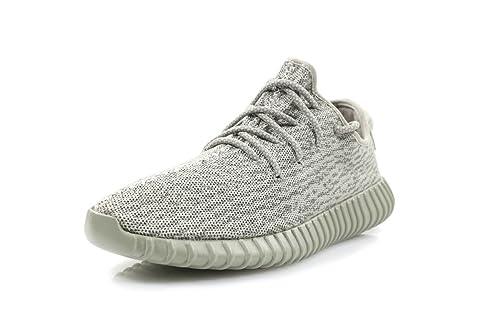Amazon.com | Adidas Men\u0027s Yeezy Boost 350, AGATE GRAY/MOONROCK/AGATE GRAY |  Fashion Sneakers