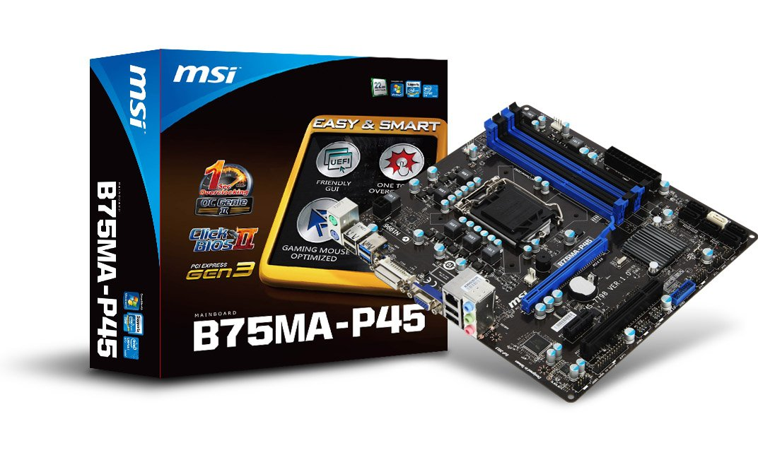 MSI B75MA-E31 Intel Smart Connect Technology Drivers for Mac Download