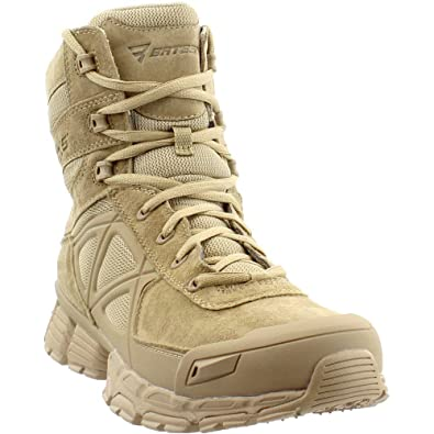 eadc6e6e872 Amazon.com | Bates Men's Velocitor Zip Waterproof Work Boot | Boots