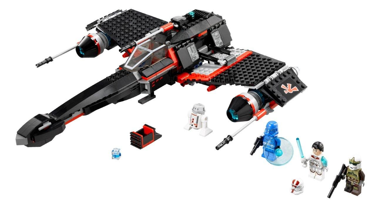 LEGO Star Wars  Starfighter dp BBIILX