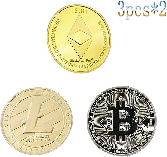 Bitcoin,Monedas,Colección,Litecoin,Ethereum,Moneda Virtual,Monedas ...