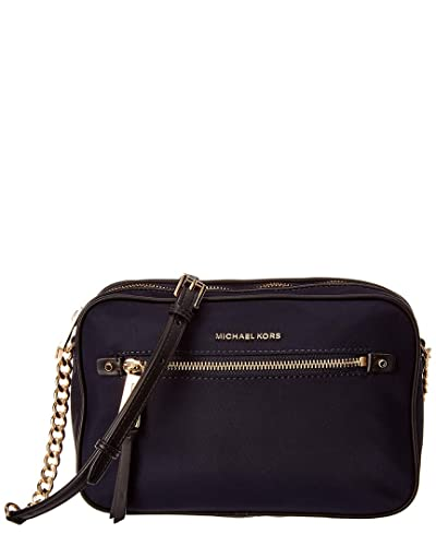 163eebd08afd Image Unavailable. Image not available for. Color: Michael Kors Polly Large  E/W Crossbody