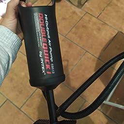 Intex 68612 - Hinchador de mano doble velocidad - 29 cm: Amazon.es: Deportes y aire libre