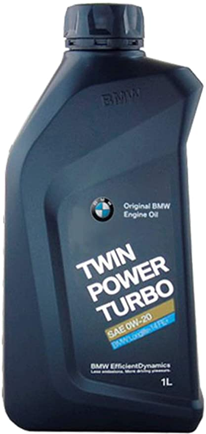 BMW Longlife-14FE+ SAE 0W-20 Full Synthetic Motor Oil, 1 Quart,
