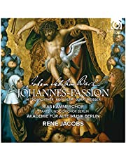 Ren' Jacobs - Johannes-Passion