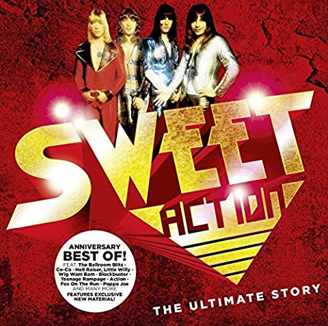 Action: Ultimate Sweet Story - Action Cd