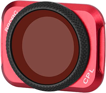 Adjustable CPL Filter for DJI Mavic Air 2 Drone Camera Circular Polazier Multi Layer Coated Lens Filter