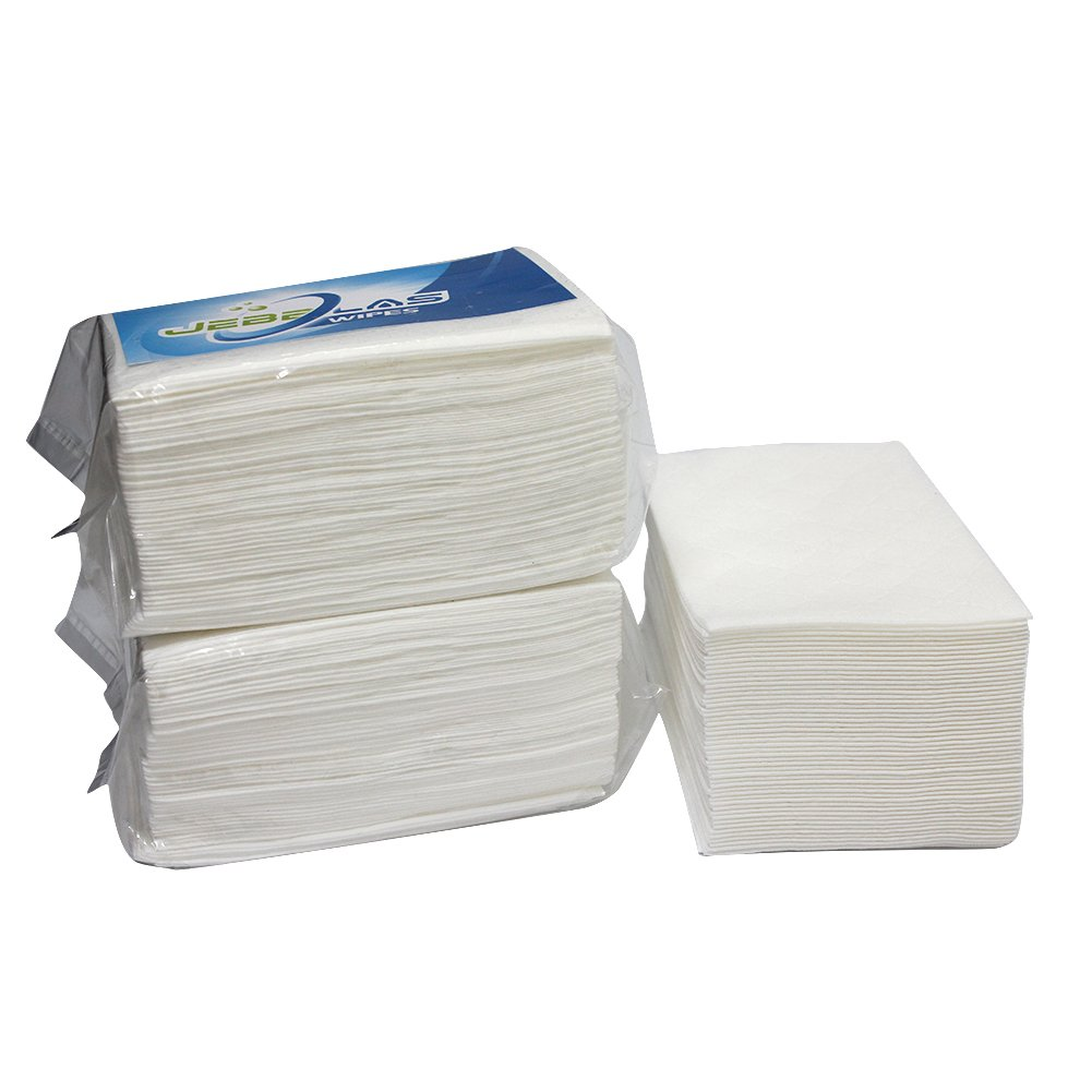 Jebblas Flushable Dry Diaper Liners Eco-Friendly Natural Diaper Liners,Biodegradable,Unscented Diaper Liners 50 Sheet/Package,8Pack by JEBBLAS