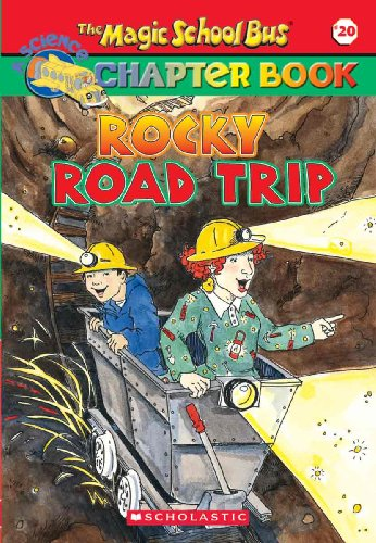 Full The Magic School Bus Chapter Books Book Series