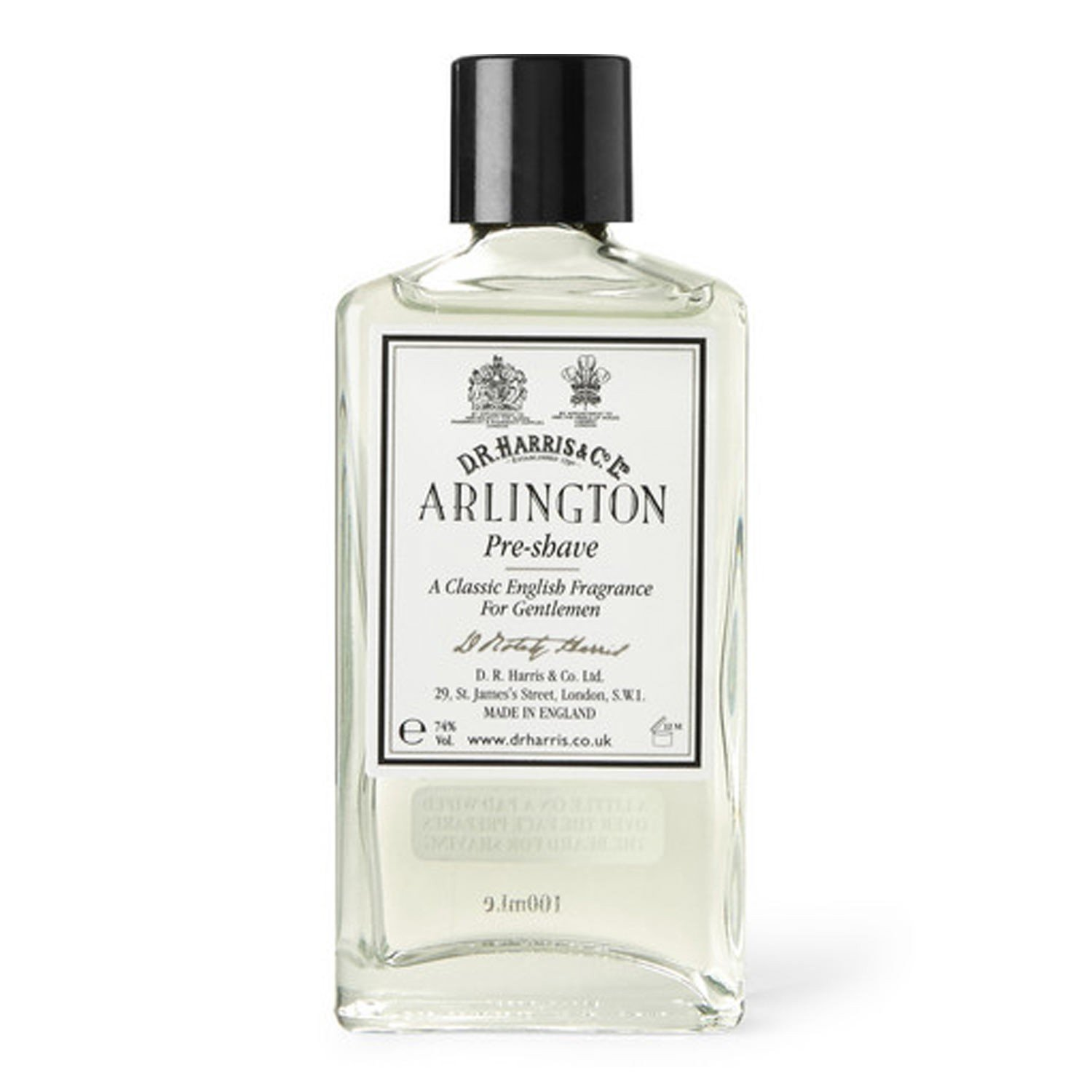 D. R. Harris Arlington Pre-Shave, 100ml by D. R. Harris DR Harris & Co