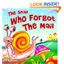 THE SNAIL WHO FORGOT THE MAIL (Animal bedtime story: kids books 2-9 Book 1)
