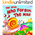 "Children's picture book:""THE SNAIL WHO FORGOT THE MAIL"":Bedtime story(Beginner readers)values(Funny)Rhymes(Animal story series)Early learning(Preschool ... 4-8(Adventure & Education) (BOOKS FOR KIDS)"