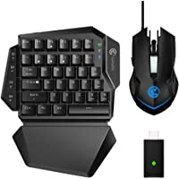 GameSir VX AimSwitch E-Sports Combo, Pack de Teclado
