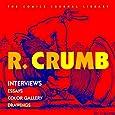 The Comics Journal Library: R. Crumb (Vol. 3)  (The Comics Journal)