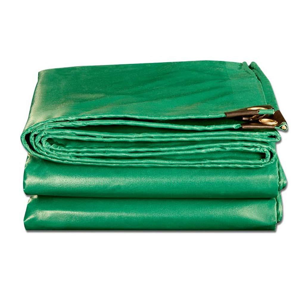 ターポリン、多機能複数のサイズ、厚い、防水防水日焼け止め屋外 (サイズ さいず : 3m*4m) 3m*4m  B07K2PFKHC