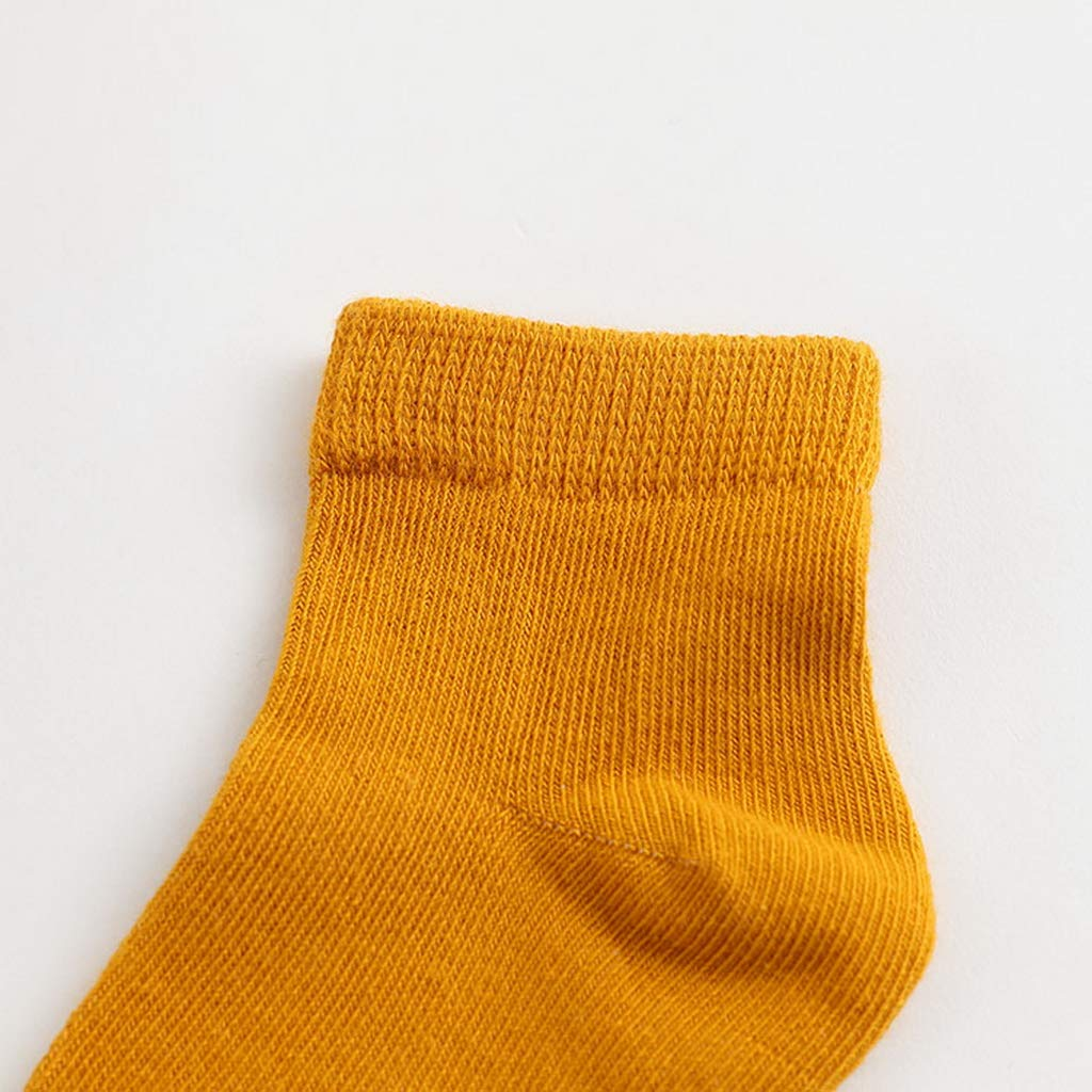 marc janie Baby Boys Autumn Knitted Stretch Socks 3 Pack
