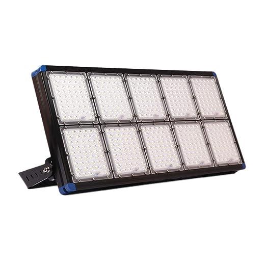 Foco LED Proyector, Luz De Seguridad Impermeable Al Aire Libre ...