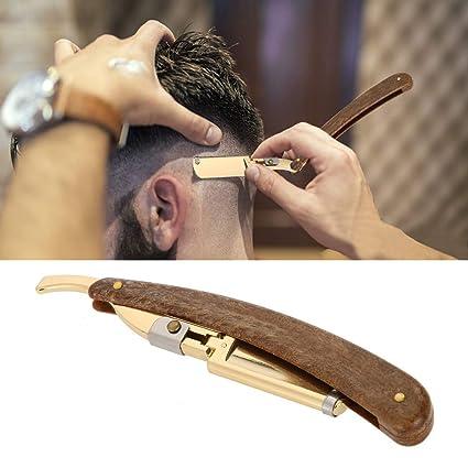 Navaja de Afeitar profesional para barbero, Máquina de ...
