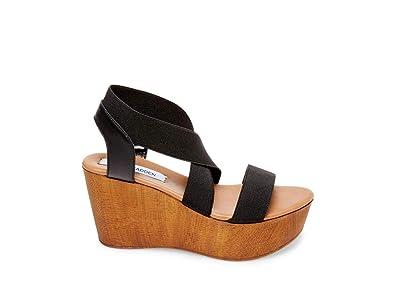 2d0ef82abd8 Amazon.com   Steve Madden Women's Barbara Wedge Sandal   Sandals