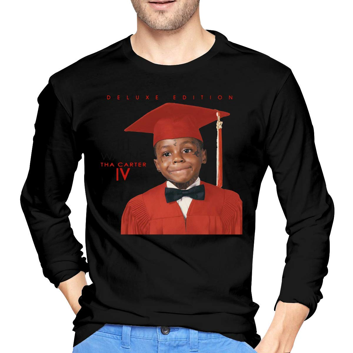 Fssatung S Lil Wayne Tha Carter Iv Tshirts Black