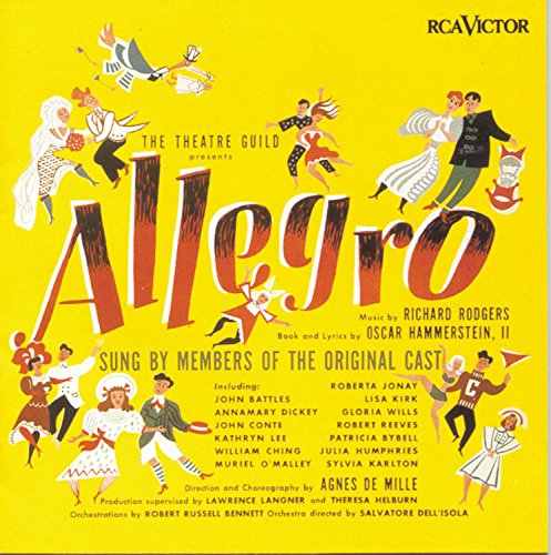 (Allegro (1947 Original Broadway Cast))