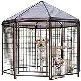 Advantek Pet Gazebo Modular Outdoor Dog