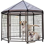 Image of Advantek The Original Pet Gazebo - Medium