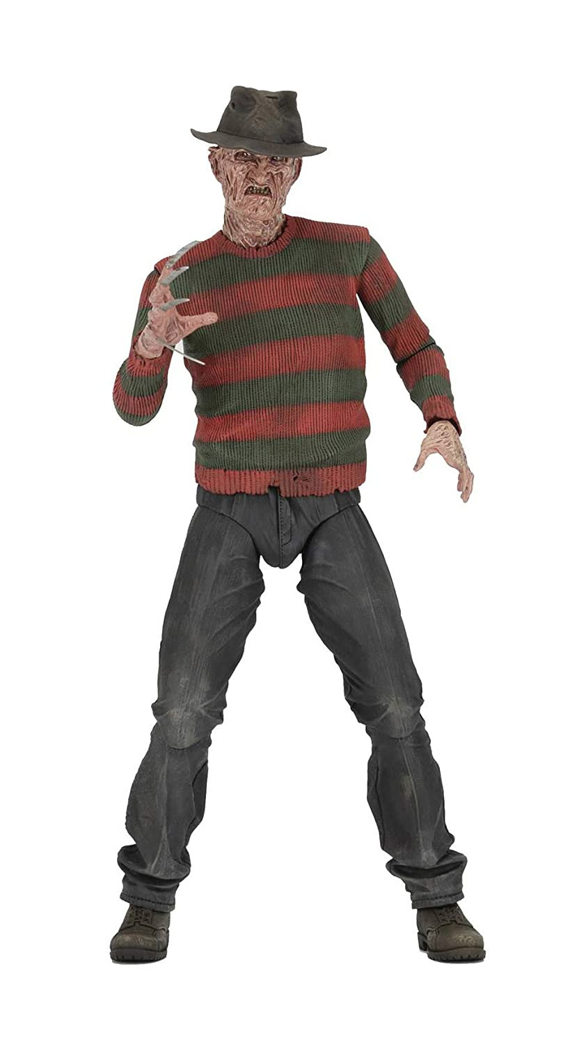 Nightmare On Elm Street 39899 Action Figur, Mehrfarbig Neca