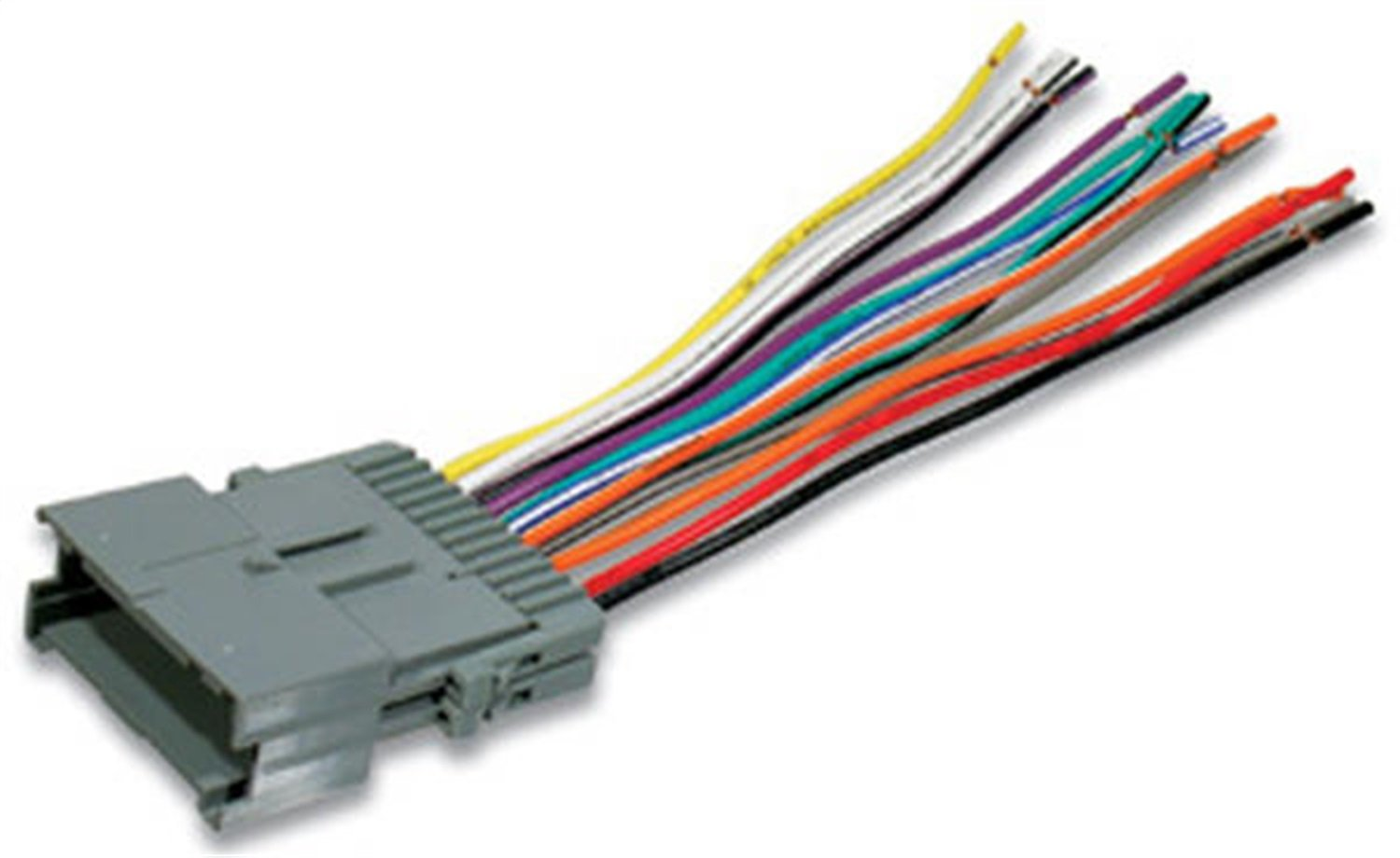 Amazon.com: SCOSCHE GM10B 2004-05 Saturn ION, Vue Power / Speaker wire  harness: Car Electronics