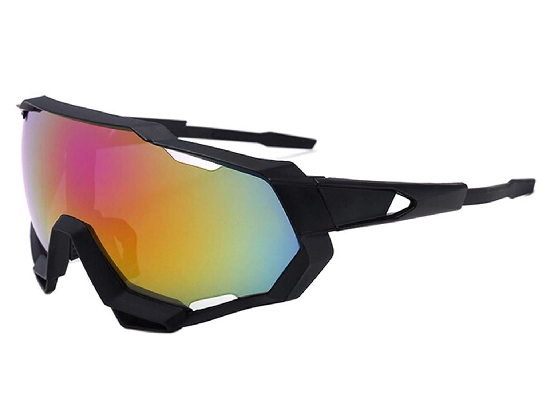 Daesar Arbeitsbrille Antibeschlag Motorradbrille Nacht Rot Sonnenbrille