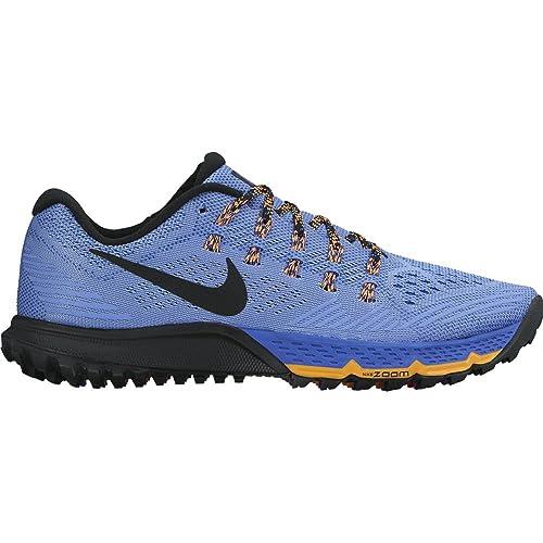 new arrival f51ba f8c9f Nike Air Zoom Terra Kiger 3 Women s Trail Running Shoe Blue 8.5 B(M) US   Amazon.in  Shoes   Handbags