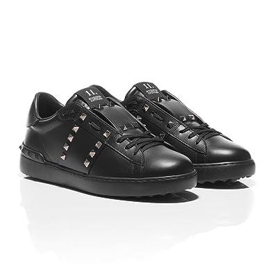 Valentino Kaufen Herren Sneaker Schwarz Schwarz Kaufen Valentino Online-Shop 6ee71d