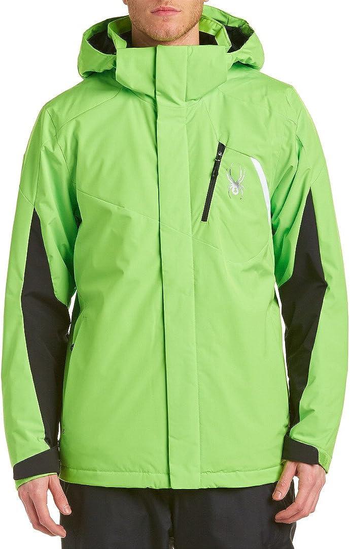 Max 67% OFF Sale special price Spyder Protect Men's Ski Jacket Green