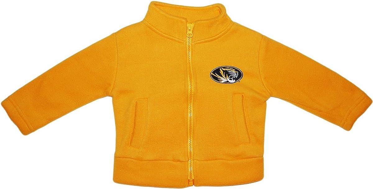 University of Missouri Tigers Baby Polar Fleece Jacket