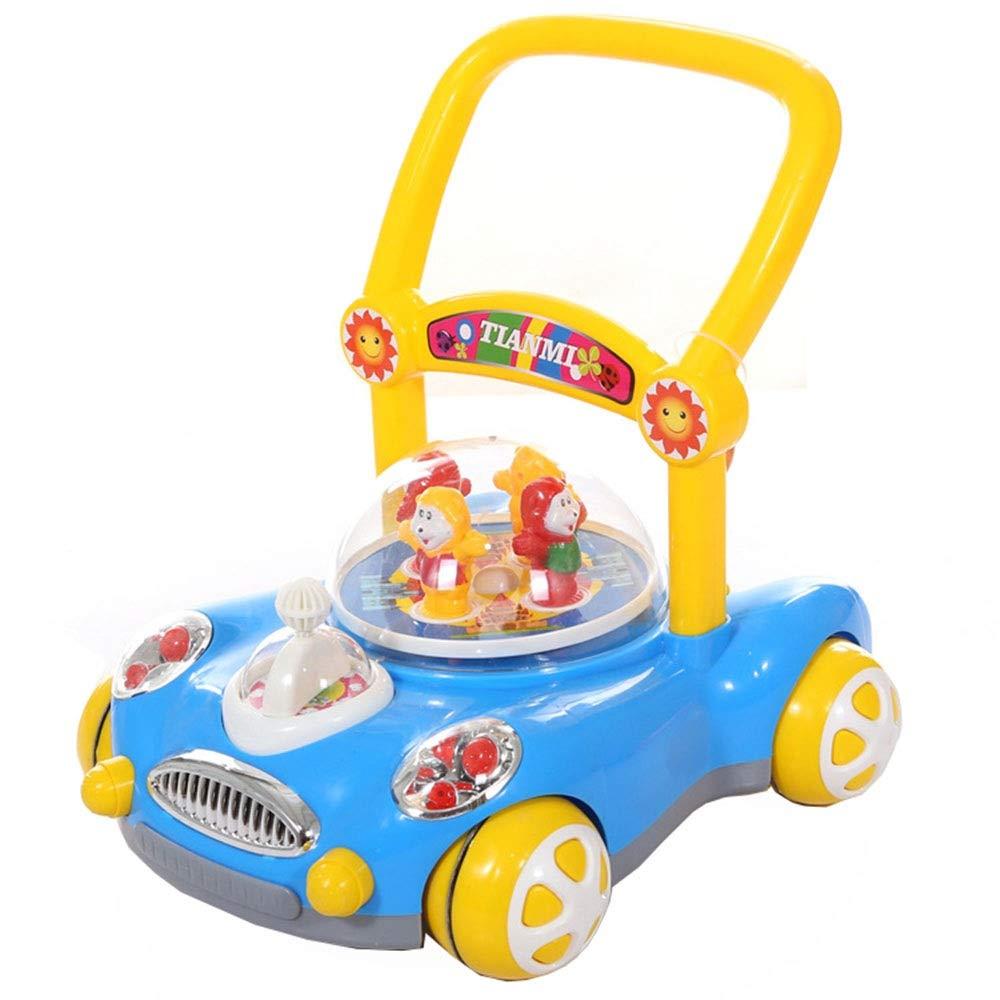 Andador Bao Walker Cart Music Rollover Child Walker Niños pequeños ...