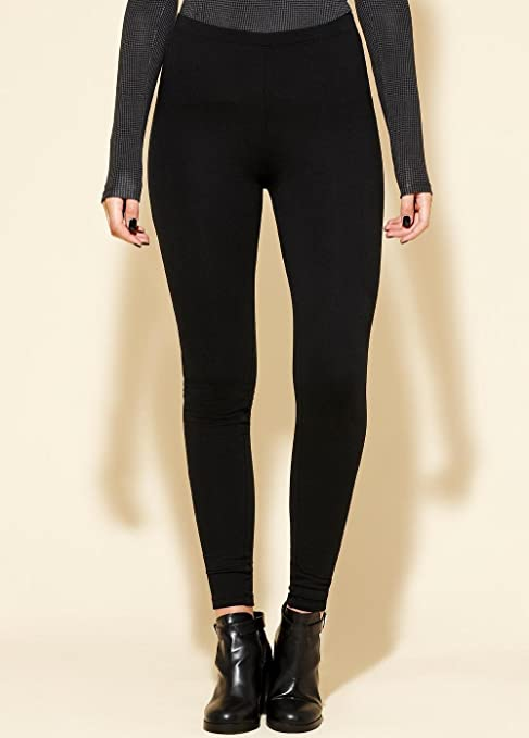 953b4369a3fb1c TEZENIS Womens Thermal Cotton Leggings: Amazon.co.uk: Clothing
