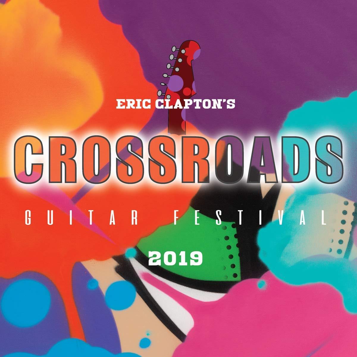 Eric Clapton - Crossroads Guitar Festival 2019 (2 Dvd)
