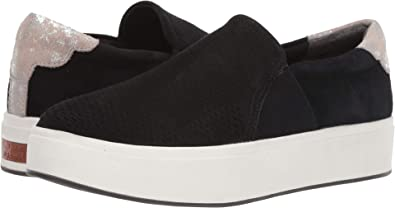 343e5735a09bc Dr. Scholl s Women s Abbot Lux - Original Collection Black Chopout Suede ...