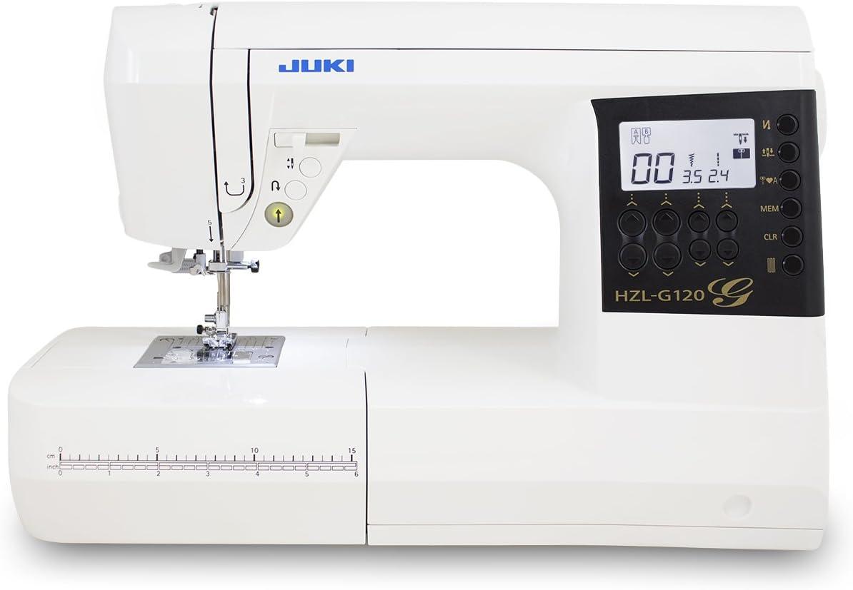 Juki HZL-G120 - Máquina de coser: Amazon.es: Hogar
