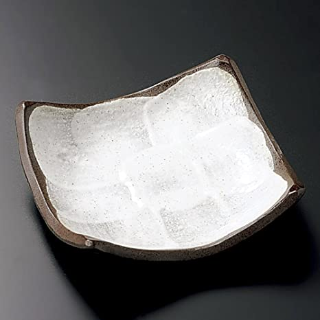 Asian style square plates