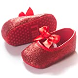 Z-T FUTURE Infant Baby Girls Shoes Cute Bow