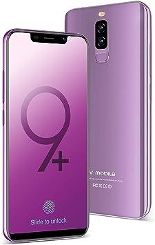 4 G teléfonos móviles, 5,85 Pulgadas 3 GB + 16 GB Quad Core 13 MP ...