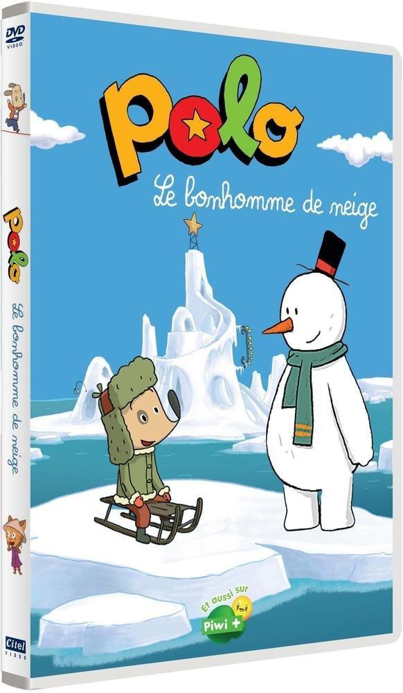 Polo : Le bonhomme de neige [Francia] [DVD]: Amazon.es: Cine y ...