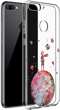 YOEDGE Funda Xiaomi Mi 8 Lite Ultra Slim Cárcasa Silicona ...