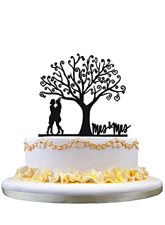 Lesbian mrs mrs wedding cake topper amazon grocery gourmet lesbian mrs mrs wedding cake topper junglespirit Choice Image