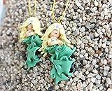 Mermaid with blond hair, girl pendant, Mermaid doll - Best Reviews Guide