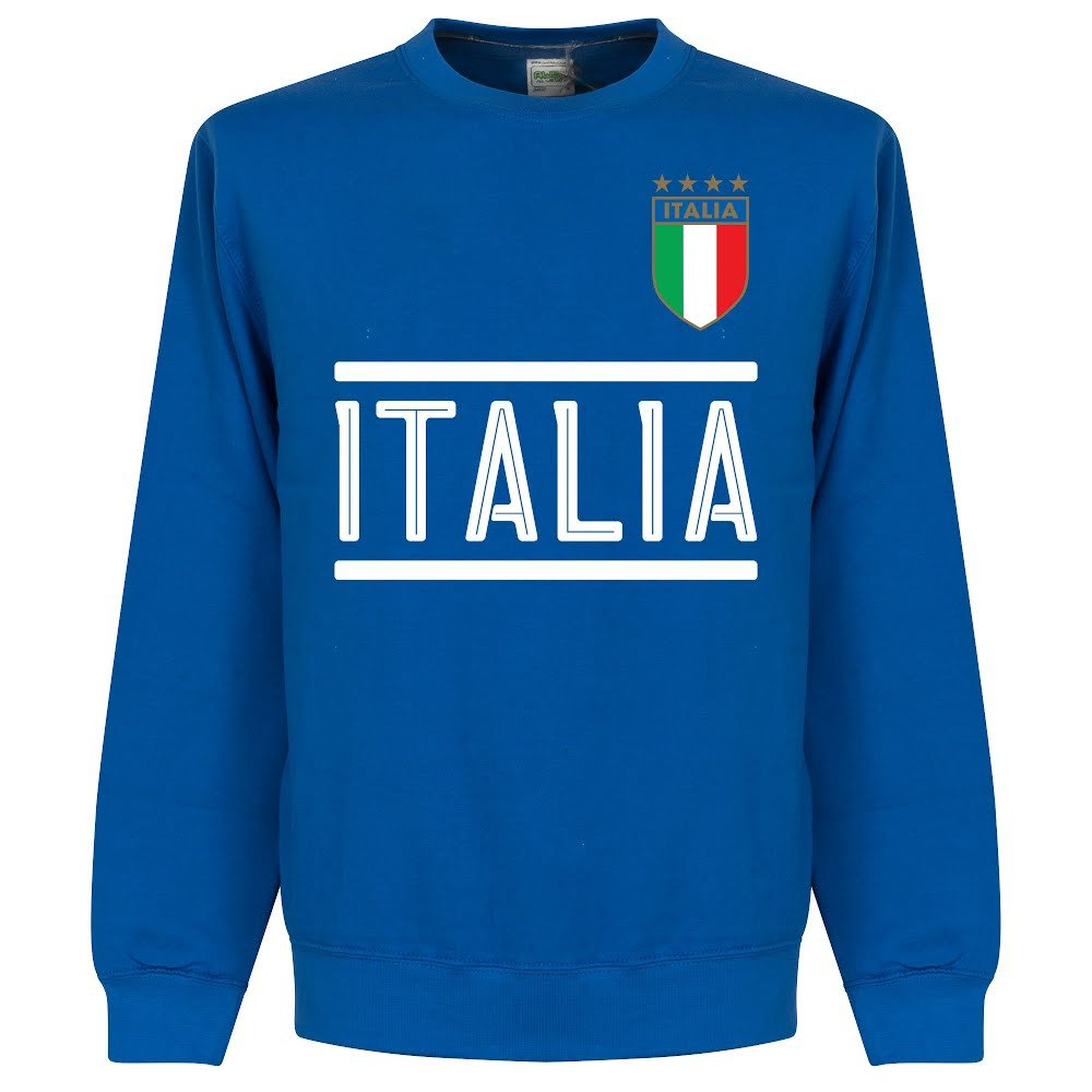 Retake Italie Pirlo Sweat Team/ /Royal