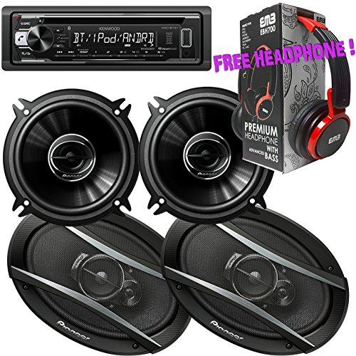 3 Way 250w Car Speaker (Package - Pair of Pioneer TS-A6966R 420W 6