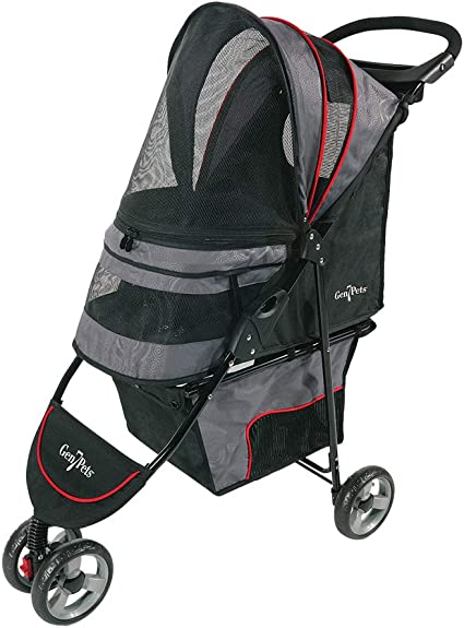 Gen7 Regal Plus Pet Stroller for Dogs and Cats - Best For Smart Design