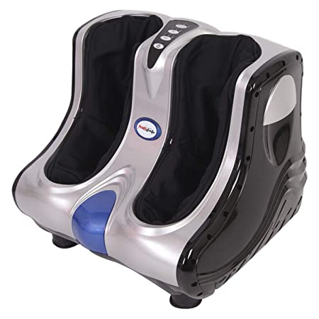 Healthgenie Foot & Leg Massager for Pain Relief with Kneading and Vibration  functions (Silver): Amazon.in: Health & Personal Care